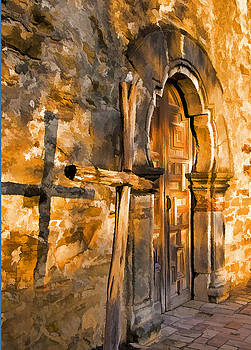 Dennis Cox - Old Mission Cross