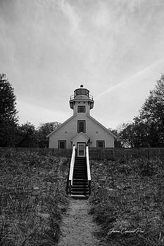 Joann Copeland-Paul - Old Mission Point Lighthouse