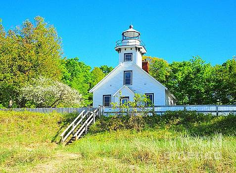 Terri Gostola - Old Mission Point Lighthouse