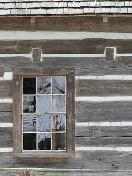 Old Mission Reflections by Kelly Mezzapelle