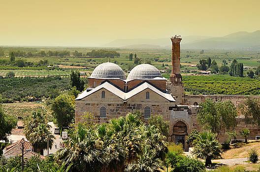 Old Mosque in Turkey by Adrian Hancu