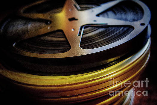 Old Movies 16mm by JW Hanley
