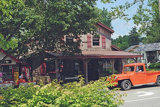 Jost Houk - Old Nashville