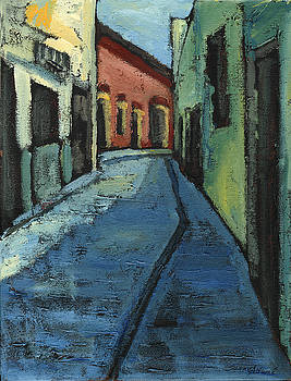Old Neighborhoodd by Susan Adame