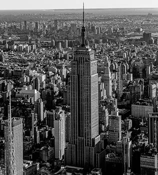 Old New York  by Anthony Fields