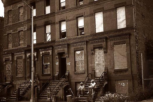 Peter Potter - Old New York Photo - Harlem