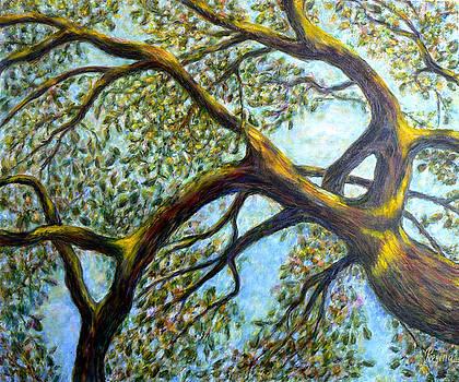 Old Oak by Regina Slavin