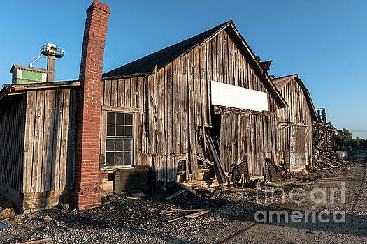 Dale Powell - Old Oil Mill in Pendleton SC