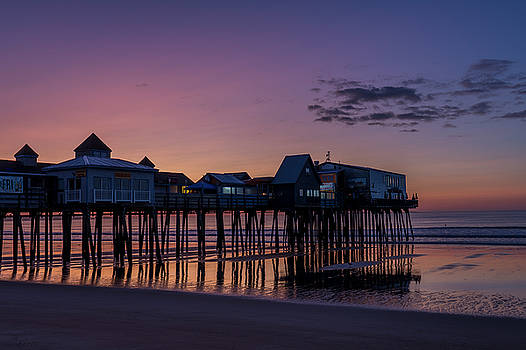 Old Orchard Beach  by Bryan Xavier
