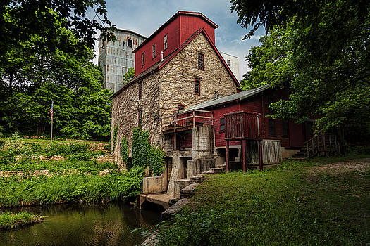Scott Bean - Old Oxford Mill