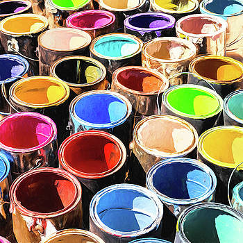 Dominic Piperata - Old Paint Cans