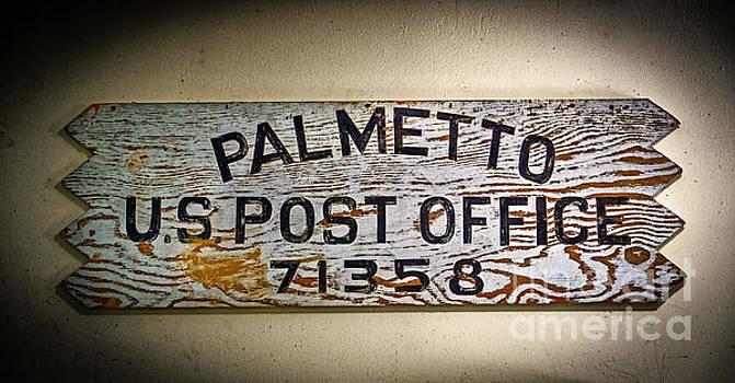 Paul Mashburn - Old Palmetto Sign