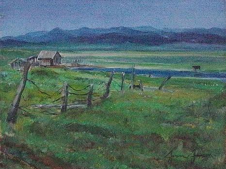 Old Panguitch Utah by Jaren Johnson