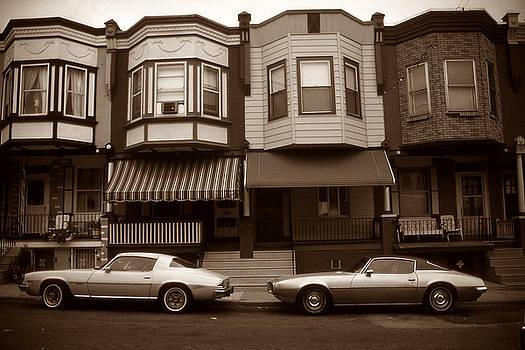 Peter Potter - Old Philadelphia Photo - Suburban Homes
