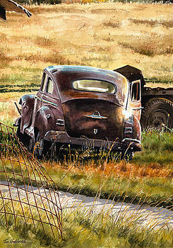 Old Plymouth by Tom Hedderich