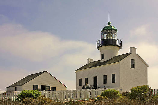 Christine Till - Old Point Loma Lighthouse - Cabrillo National Monument San Diego CA