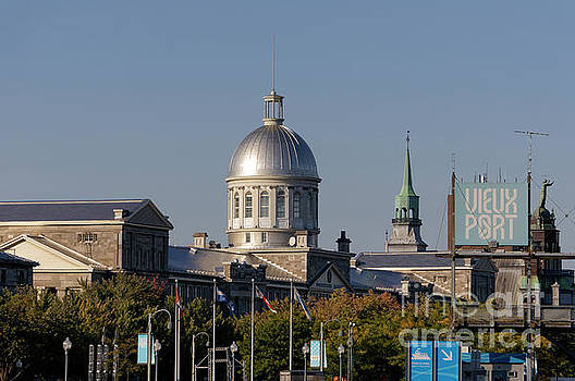 Old Port of Montreal by John  Mitchell