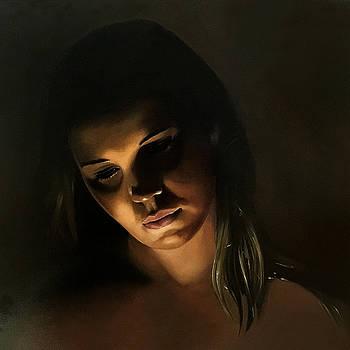 Old-Portrait by Piro