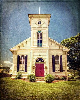 Old Presbyterian Church by Emily Kay
