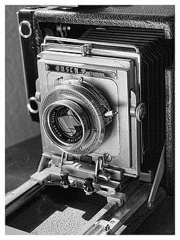 Old Press Camera by Gary De Capua
