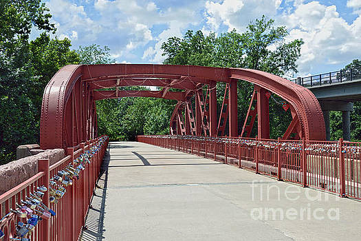 Old Red Bridge, Kansas City, Missouri by Catherine Sherman