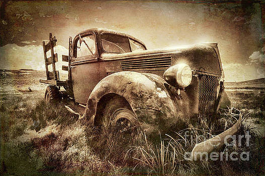 Old Relic by Sharon Seaward
