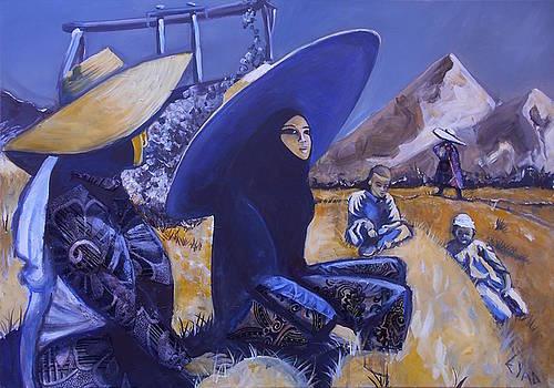 Old Riyadh by Eric Shelton
