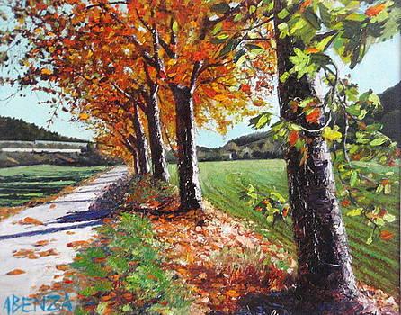 Old Road by Juan Jose Abenza