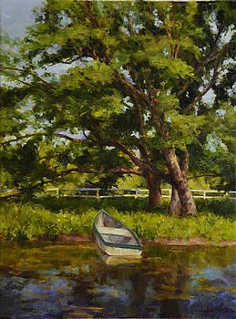 Old Rowboat by Scott Harding