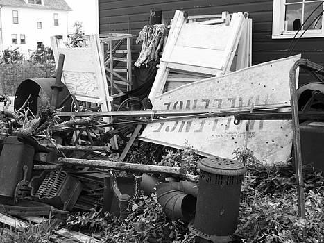 Old Rubbish by Caryl J Bohn