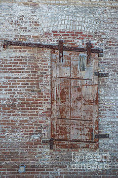Dale Powell - Old Rusted Sliding Door