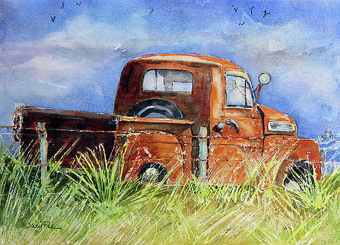 Old Rusty by Suzy Pal Powell