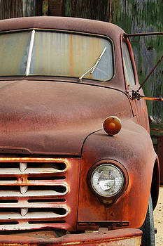 Art Block Collections - Old Rusty Truck