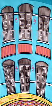 San Juan Alegre-2 by Mary Tere Perez