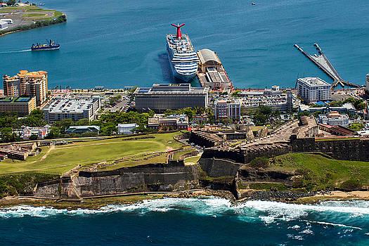 Old San Juan by Felix Bahamonde