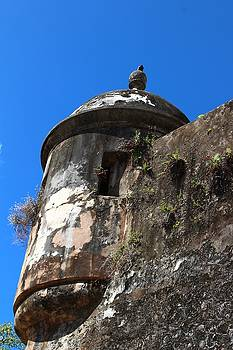 Old San Juan Puerto Rico Fort San Cristobal by Robert Smith
