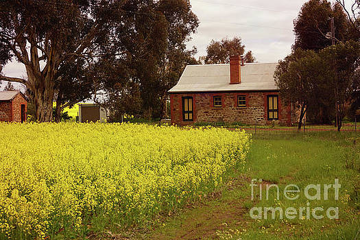 Old School House in Northam by Cassandra Buckley