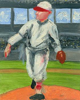 Jorge Delara - Old School Pitcher