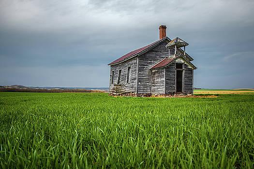 Old Schoolhouse by Amanda Wakefield