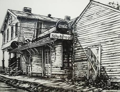 Old Shawneetown by Michael Lee Summers