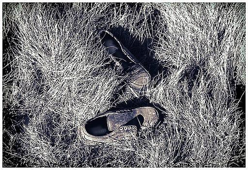 Old Shoes by Gary De Capua