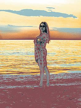 Old Silver Beach  by Shay Culligan
