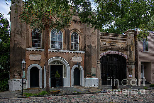 Dale Powell - Old Slave Mart Museum in Charleston South Carolina