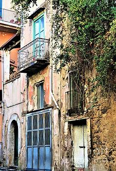 Old Sorrento Street by Laurie Morgan