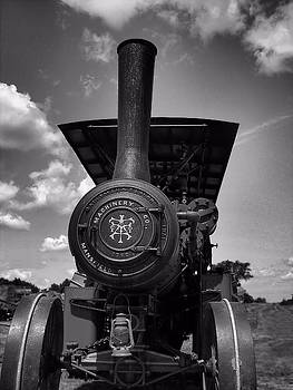 Old Steamer by Gilbert Photography And Art