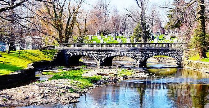 Old Stone Bridge by Kathleen Struckle