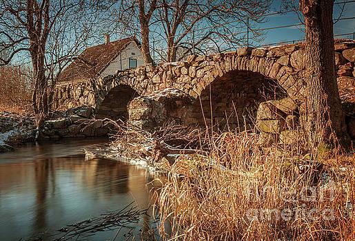 Old stone bridge by Sophie McAulay