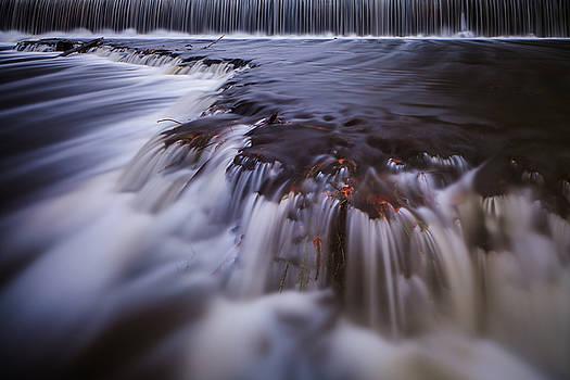 Old Stone Fort Reservoir by Dennis Sprinkle