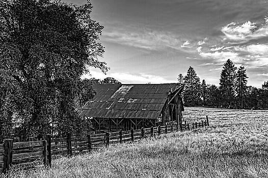 Bruce Bottomley - Old Storage Barn