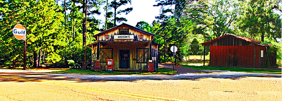 Old Store by Bill Perry